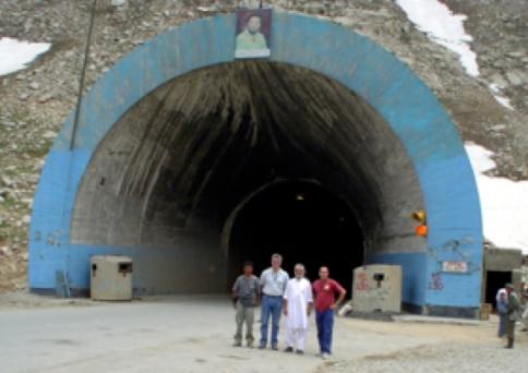 Salang Tunnel